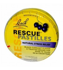 Bach Rescue Pastilles Stress Relief Lozenges 1.7 oz